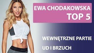 Top 5 - Ewa Chodakowska - Inner thighs/abs