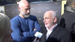 Graham McTavish and Gary Lewis - Outlander Midseason Premiere