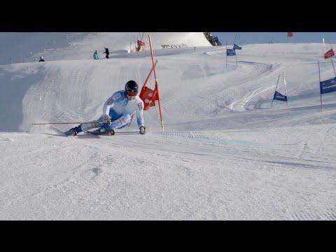 U.S. Ski Team Training - Coronet Peak, NZ - Cape Productions