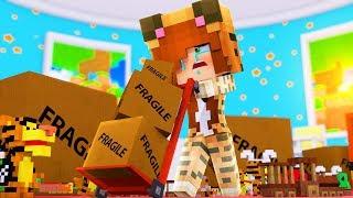 Minecraft Daycare - TINA'S MOVING !? (Minecraft Roleplay)