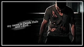 My name is Derek Hale and I died;