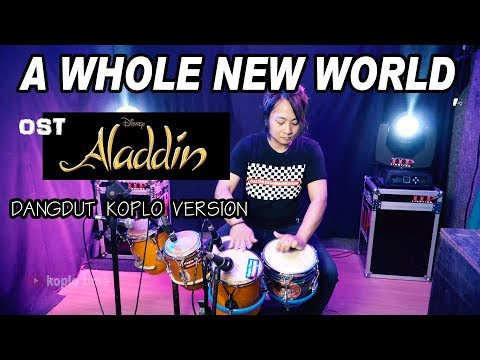 Download A Whole New World Ost Aladdin dangdut version Mp4 baru