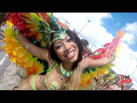 Miami Carnival Parade 2014 (HD)