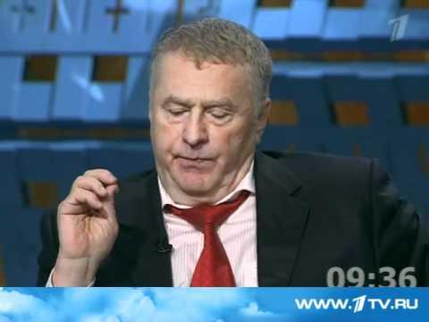 Выборы 2012. Дебаты. Жириновский и Прохоров