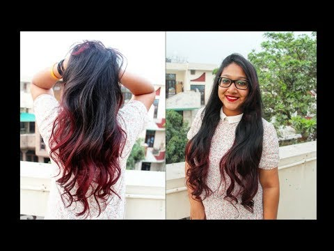 My Hair Colour Story | Looks Salon| TheUniqueSurnamegirl
