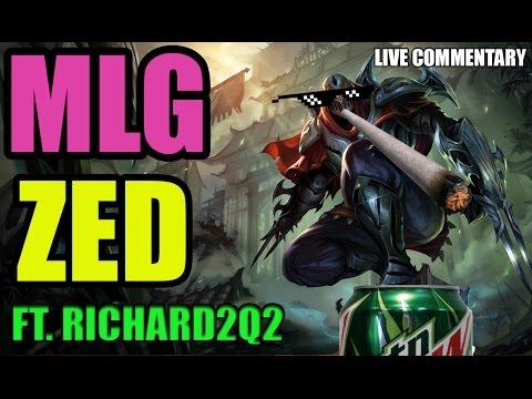 MLG ZED Ft. Richard2q2