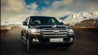 Toyota land cruiser 200 to conquer America
