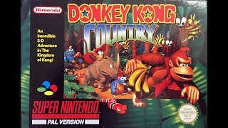 01 - Donkey kong Coutry Let's play FR