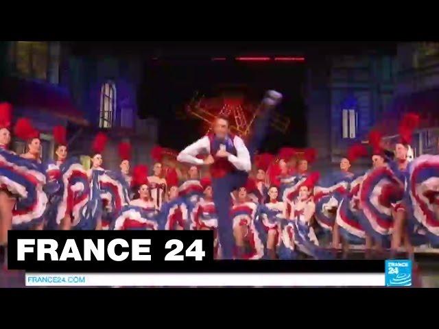 Le Moulin Rouge enregistre 3 records du monde en French Cancan - PARIS