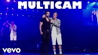 Justin Bieber ft Luis Fonsi - Despacito 'MULTICAM' (Live Puerto Rico)
