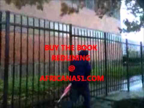 MIKE BLOOMBERG'S PROSECUTION BY Dr. PHIL DRICE 4 ILLEGAL SLUM CLEANSING NYCHA # 8