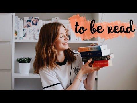to be read // diese 4 Bücher lesen ich als nächstes! // katharia