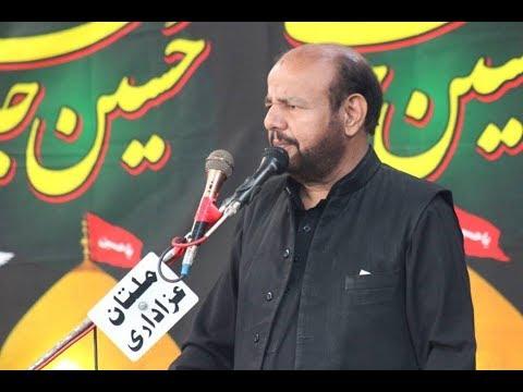 Zakir Ali Abbas Alvi I Majlis 25 Safar 2018 I YadGar Masiab I Shahadat Imam Hussain A.S