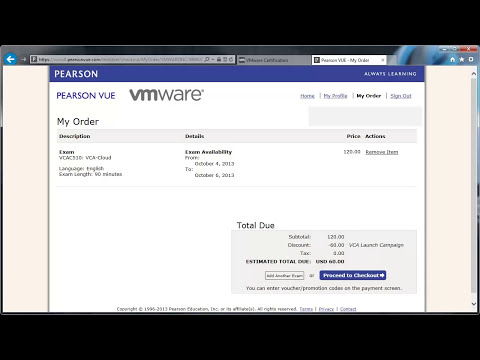 The New VMware Certified Associate (VCA) Exams
