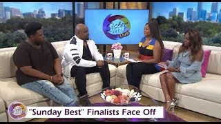"Sister Circle | BET ""Sunday Best"" Finalists Face Off 