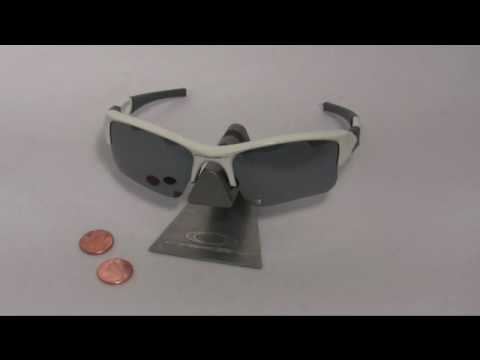 Liquid Silver Polarized Lenses Fit Oakley Flak Jacket XLJ