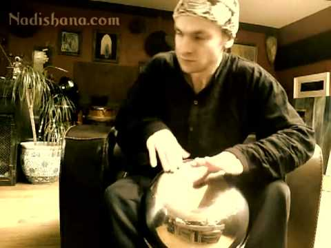 Nadishana - Solo on salad bowl
