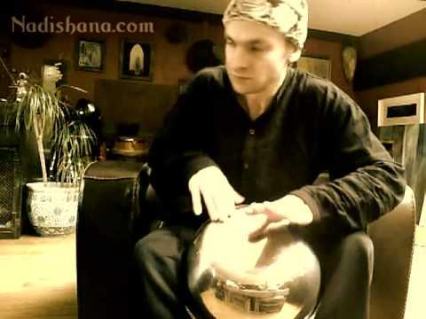 Nadishana - Solo on salad bowl