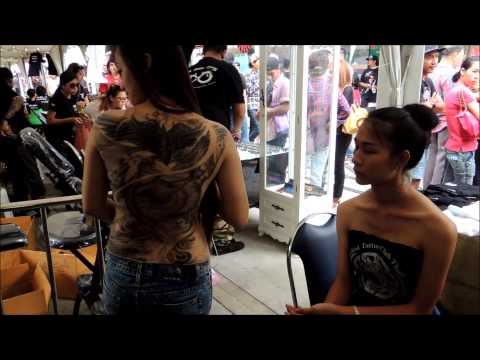 MBK tattoo contest 2012 โดยช่างเต่า