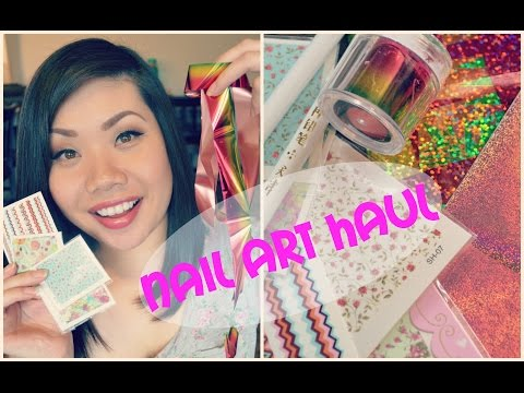 Affordable Nail Art Haul