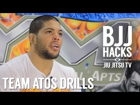 Team ATOS Drills & Secrets to Success || BJJ Hacks TV Episode 2.1 Image 1