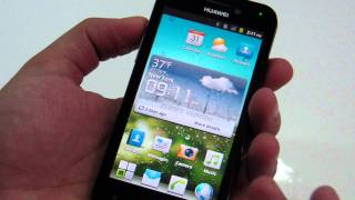 Huawei U8860 Honor review HD ( in ROmana ) - MWC2012 - www.TelefonulTau.eu -