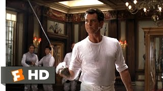 Die Another Day (4/10) Movie CLIP - Old-Fashioned Sword Fight (2002) HD