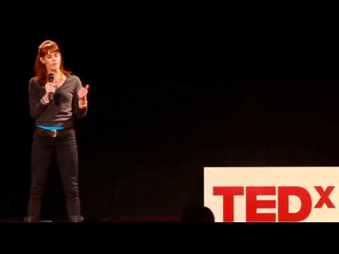 Talking About What We Don't Want to Talk About : Alexandra Paul at TEDxTopanga