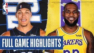 MAGIC at LAKERS | FULL GAME HIGHLIGHTS | January 15, 2020