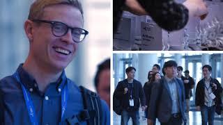 Samsung Developer Conference Opening Moment + Recap | Agency EA