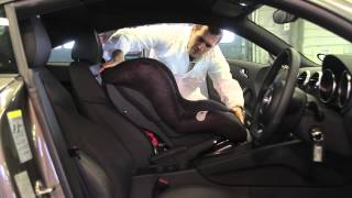 Will it Fit: Will a child seat fit in a sports car?