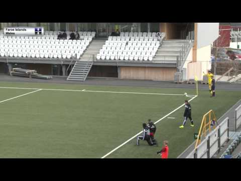 FSF Varpið: UEFA U16 Faroe Islands - Wales. Development Tournament