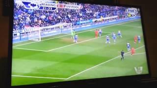 Reading vs Liverpool 0-0 13042013