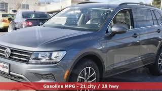 New 2019 Volkswagen Tiguan Gaithersburg MD Bethesda, MD #19T588