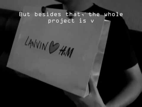Lanvin x H&M: the collection