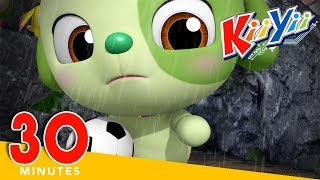 Let It Rain, Let It Rain   Plus Lots More Nursery Rhymes   30 Minutes Compilation from KiiYii!