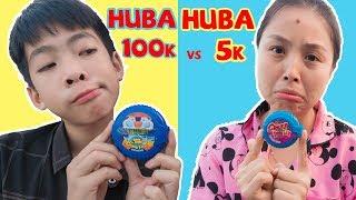 Hubba Bubba Nhà Giàu vs Hubba  Bubba Nhà Nghèo - Quan Trọng Là Tấm Lòng ❤ KN CHENO