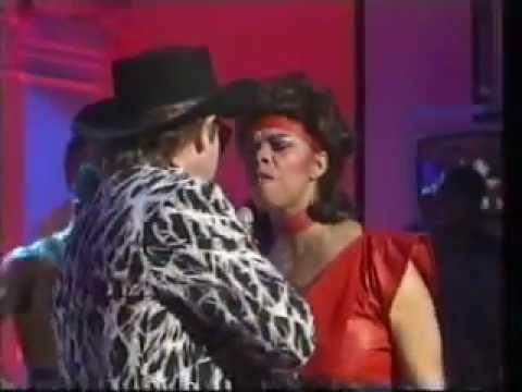 Elton John with Millie Jackson- Act of war
