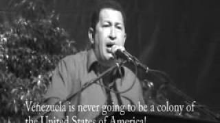 Noam Chomsky on Hugo Chavez of Venezuela