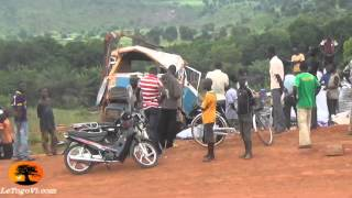 Drame à Kpana : Les lieux de l