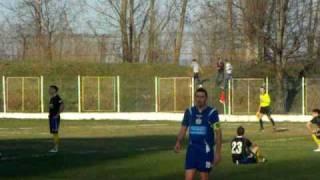Lipovanu si Curiliuc rateaza incredibil in ultimele secunde ale meciului ASC Bacau - FCM Bacau 0-0