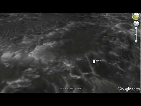April 19 2013 Mars - do these images show signs of Intelligent life on the planet Mars - View In HD