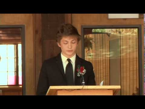 Midland School Graduation Ceremony Class of 2014
