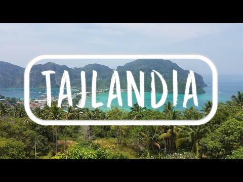 TAJLANDIA 2018 | 4k