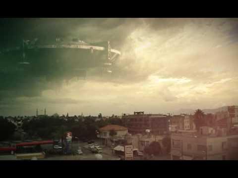 District 9 Over Nicosia