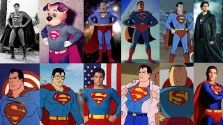 Superman - All Intros (1941 - 2017)