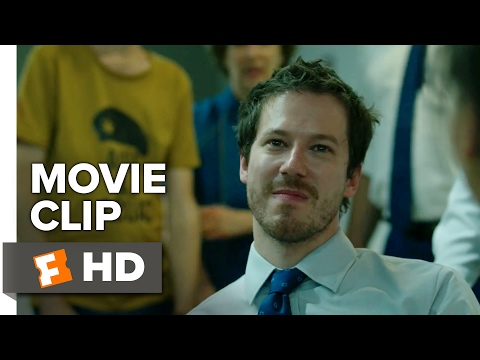 The Belko Experiment Movie CLIP - Discuss Our Options (2017) - John Gallagher Jr. Movie
