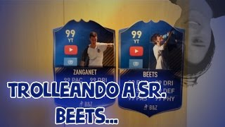¡MESSI TOTY IN A PACK! | TROLLEANDO A SR. BEETS
