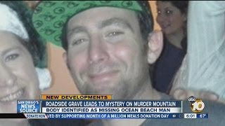 Remains of Ocean Beach native Garret Rodriguez found on 'Murder Mountain' in Humboldt County