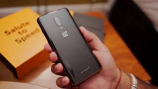 OnePlus 6T McLaren Edition Unboxing & First Look - 10GB RAM & WARP Charge🔥🔥🔥